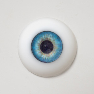 Silicone eye - 17mm Chic Celestial Sky SINGLE