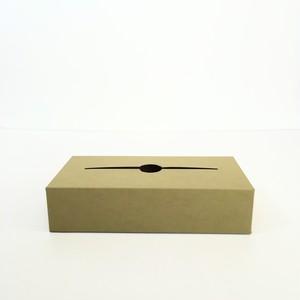 テッシュケースボックス(Green)