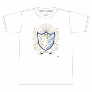 10月下旬お届け予定【4573155997052】寄宿学校のジュリエット 白猫Tシャツ(フリーサイズ)