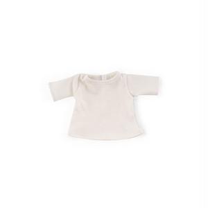 IVORY T-SHIRT|ぬいぐるみと人形の服