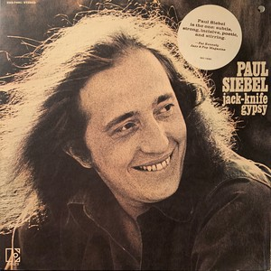 【LP】PAUL SIEBEL/Jack-Knife Gypsy