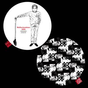 押切異談-首幻想- ラウンドクッション(両面プリント)
