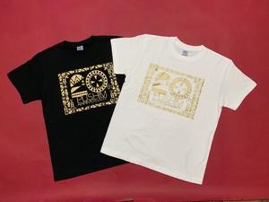 PUSHIM 20th ANNIVERSARY オリジナルTシャツ