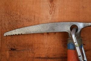 USED MSR Eagle Pickel Vinage Ice axe G0721