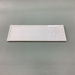 ジークPIATTOクリア [ 10 x 28cm ] 【お家DEお洒落女子会】