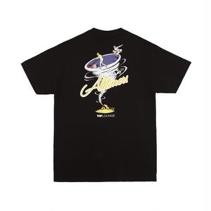 ALLTIMERS TWISTA TEE BLACK L オールタイマーズ Tシャツ