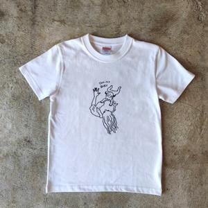 岩永ハナエ オリジナルTシャツ 《OH MY BABY》