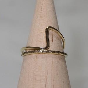 『ダンサ×ますボコ』Brass(真鍮)製 オリジナルリングセット