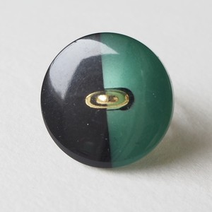 293.Vintage button ring
