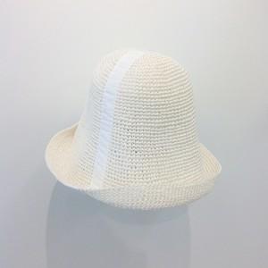 Line Cloche/paper/white