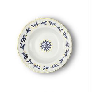 BITOSSI HOME - Plate - Abracadabra Soup Plate Marino