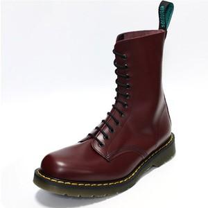 SOLOVAIR 11eyelet Boots(オックスブラッド)