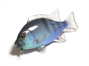 魚の全身アクセサリー/ホールフィッシュストラップ(石鯛)