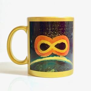 Infinity Special Golden Mug