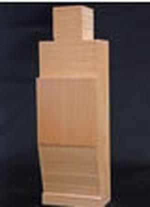 地蔵菩薩立像(6寸)桧