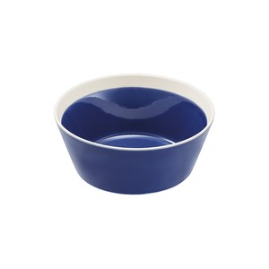 yumiko iihoshi porcelain(ユミコイイホシポーセリン)×木村硝子店 dishes bowl S (ink blue)  ボウル 鉢 約高さ5×口径12.5cm 日本製 255213