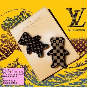 ルイ・ヴィトン:ブロッシュ・ヌヌールス/M64939/国内2店舗限定販売品/LouisVuitton