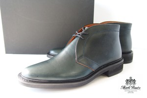 【Sold Out】マークブーツ|mark boots|チャッカブーツ|MKP-009|25