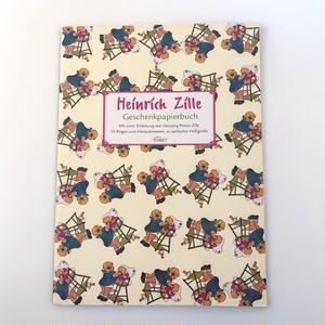 ラッピングペーパー Heinrich Zille Geschenkpapier