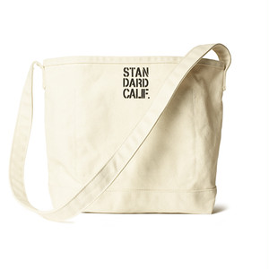 STANDARD CALIFORNIA スタンダードカリフォルニアSD Made in USA Canvas Shoulder Bag