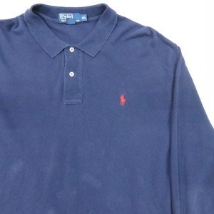 POLO by Ralph Lauren L/S POLO SHIRTS ビッグサイズ