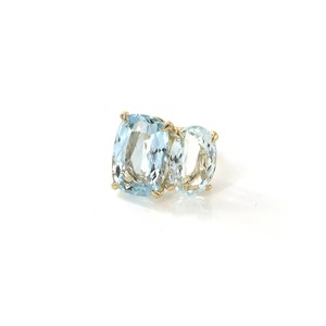 Muse 2 Stones Ring L