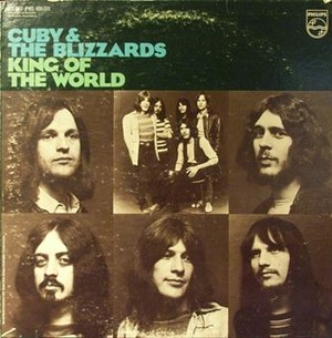 【LP】CUBY&THE BLIZZARDS/King Of The World