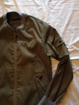 Relax Twill Light Blouson(Re made in tokyo japan)