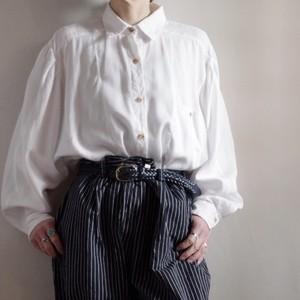 Alphabet pattern Shirt / アルファベット柄 シャツ