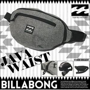 AJ012-927 ビラボン JAVA WAIST バッグ 3L 学生 人気 ブランド メンズ 男性 新作 プレゼント おしゃれ 軽い BILLABONG