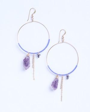 Burano / Amethyst w Purple