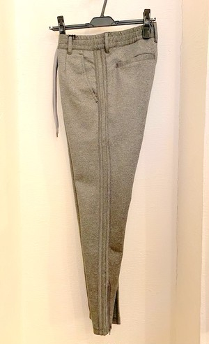 2 Line Jersey Pants Gray / Gray