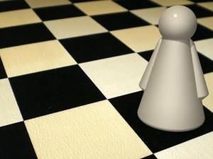 小人チェス・ポーン
