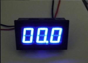 小型デジタル電流計