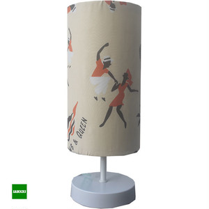 SAIKICKS ALOHA FLOWER STAND LAMP