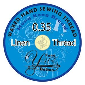 0.35 Yue Fung wax linen thread