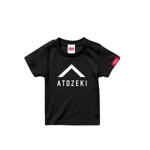 ATOZEKI-Tshirt【Kids】Black