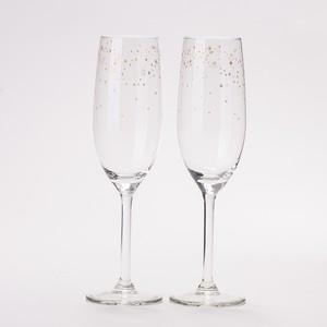 Brilliant glass-ペアフルート-