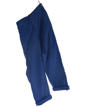 orSlow(オアスロウ) FRENCH WORKPANTS (ink blue)