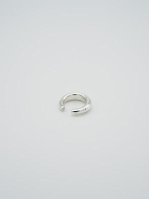 basic earcuff silver(再入荷)