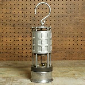 KOEHLER LAMP MINER'S SAFETY LAMP No.209 / ケーラー 炭鉱ランプ セーフティランプ No.209