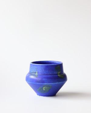 Pot. Jewelry (島ブルー) 植木鉢