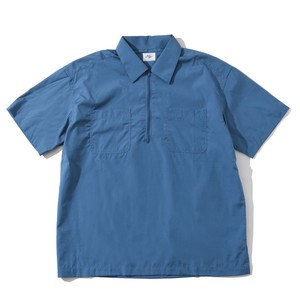 JUST RIGHT BDPRL SHIRT SS (BLUE)