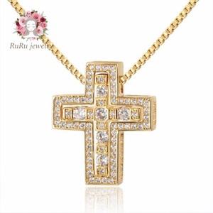 Luxury cross(necklace)