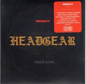 DJ KIYO 「HEAD GEAR」