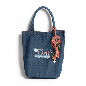 OPEN THE DREAM CATCH BAG(Denim L)