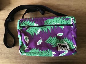 SHOULDER BAG / sound wave