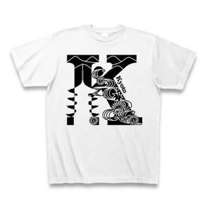 Tシャツ Kyoto:ホワイト