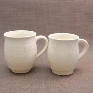 結晶釉ペアマグカップ [Prima]