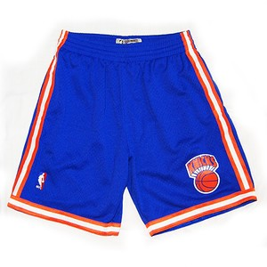 Mitchell & Ness 1991-92 New York Knicks Short